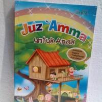 Juz 'Amma untuk anak (terjemah, transliterasi, full color)