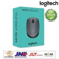 Mouse Wireless Logitech M170 Original/ASLI Garansi Resmi