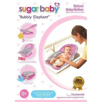 Sugar Baby Bubbly Elephant Baby Bather - Pink