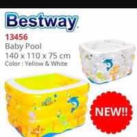 kolam anak bestway best way pool murah 13456 baby spa bak mandi bayi