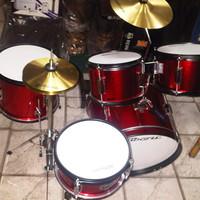 drum set junior anak import