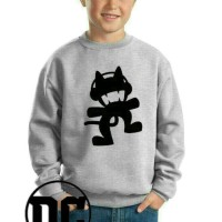 Sweater Anak Monster cat #03 - Favorit Fashion