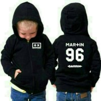 Jaket Anak Martin Garrix #03 - Favorit Fashion