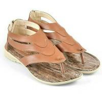 Sandal Flat Wanita Terbaru