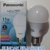 Lampu LED Panasonic 11w 11 watt NEO