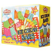 Mainan Lilin Play Dough Fun Doh Ice Cream Bars