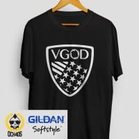 kaos VGod/Tshirt VGod/gildan softstyle/30s/vape/vapor vaping/VGOD