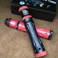 Timekeeper V2 Style Saw Blade Mechanical Mod + AV RDA Kit