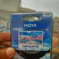 Filter Circular PL (CPL) Hoya 52mm
