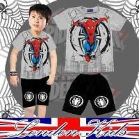 London kids - Setelan Anak Laki-laki Spiderman