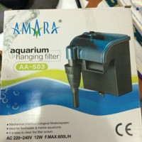 aquarium aquascape filter Amara AA 503 hang on gantung
