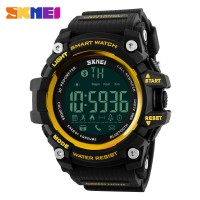 Smart Watch SKMEI 1227 Bluetooth Pedometer Water Resist 50M - Gold