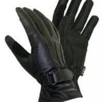 sarung tangan kulit asli / sarung tangan motor .