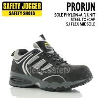 Jogger Prorun Casual Sporty Sepatu Safety Shoes Original