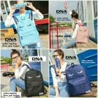tas sekolah wanita murah backpack merem 2in1 grosir tas ransel