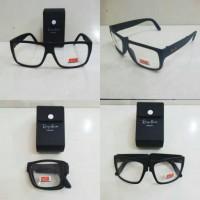 kacamata frame kotak lipat