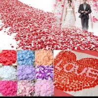 Rose petals / kelopak bunga / hiasan tabur bunga