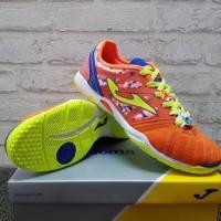 Sepatu Futsal Joma Superflex Orange FLEXS 708 IN Original