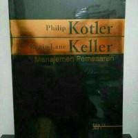 MANAJEMEN PEMASARAN Ed.13 Buku 1 By Kotler Keller