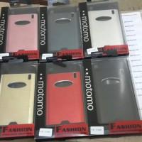 Motomo Case Lenovo A7000 Hybrid Hardcase - Casing & Cover Murah