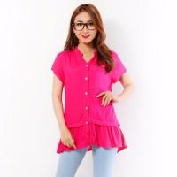 Blouse Royce SW blouse wanita rayon bangkok pink fanta Murah 952