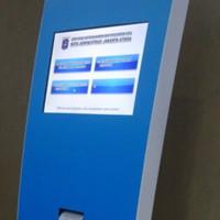 Mesin antrian touchscreen multimedia (JAMINAN UANG KEMBALI)