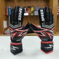Goalkeeper Gloves/Sarung Tangan Kiper Specs Meteor/Aksesoris Futsal