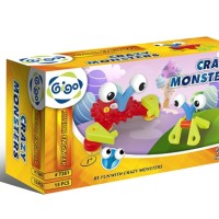 Gigo Crazy Monsters Educational Toys 1+