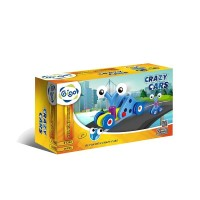 Gigo Crazy Cars Educational Toys 1+