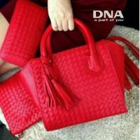 tas fashion wanita murah handbag 3in1 grosir tas