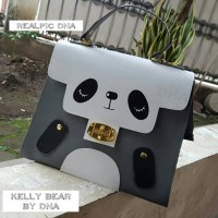 tas fashion wanita murah backpack keky bear grosir tas selempang