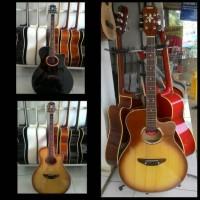 Gitar Akustik Yamaha Apx500ii berbonus Softcase,Pick dan senar 1set.