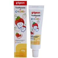 Pigeon Children Toothpaste Strawberry 45g Pasta Gigi Anak