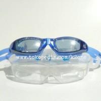 Kacamata Renang Minus Anti Fog Speedo