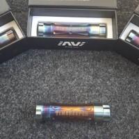 Heated AV Timekeeper Revolver Mechanical Mod (not kit able druga )