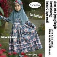 Gamis Anak New Zarra size L