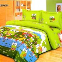 V-Bed Bed Cover SET 160x200x20 No.2 Queen Size - Keropi