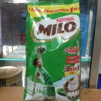 SUSU MILO 3 IN 1 1KG 3IN1 1000GR 1000 GRAM HEALTHY DRINK