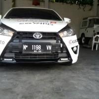 bodykit all new yaris TRD sportivo