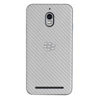Premium Skin untuk Case Blackberry Aurora - 3M White Carbon