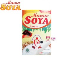 Mama Soya Busui Rasa Coklat / ASI Booster Susu Pelancar ASI