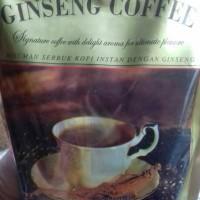 GINGSENG COFFE / KOPI GINGSENG CNI