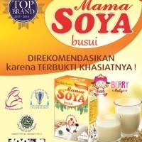 Mama Soya Booster ASI Ibu Hamil & Menyusui