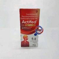 Actifed Merah Plus Cough Suppressant 60 ml