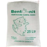 Pasir Kucing Bentonite 25L