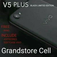 VIVO V5 PLUS FULL BLACK LIMITED EDITION