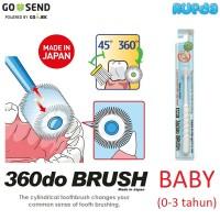 360do Brush BABY Sikat Gigi Bayi 360 Derajat 0-3 Tahun
