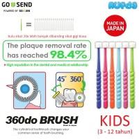 360do Brush KIDS Sikat Gigi Bayi Anak 360 Derajat 3-12 Tahun