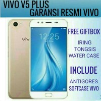 VIVO V5 PLUS BONUS GIFT BOX ( PAKET )