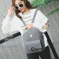 tas fashion wanita murah backpack swars 3in1 grosir tas ransel